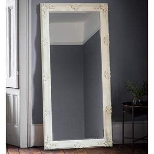 French Leaner Mirror
