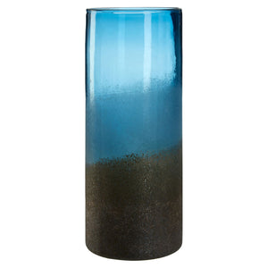 Cerulean Ombre Vase