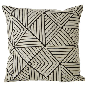 Monochrome Kudos Cushion