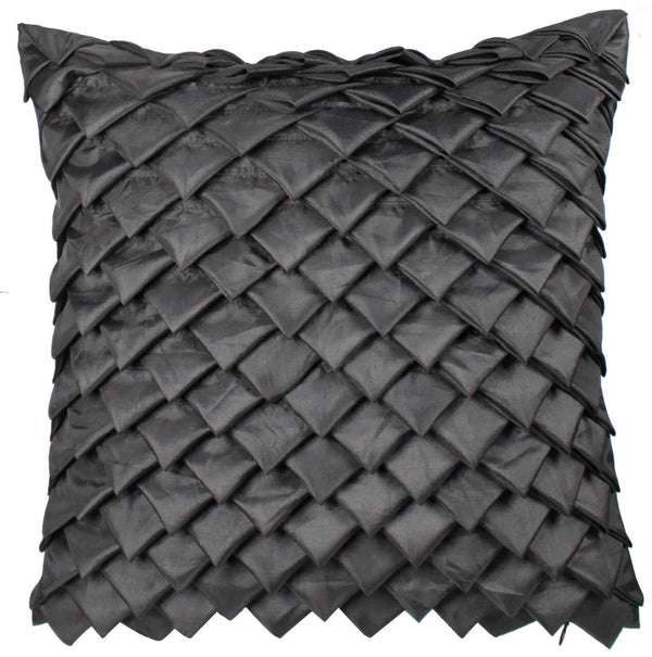 Black Avante Garde Cushion