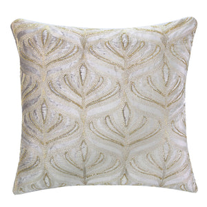 Ginkgo Leaf Cushion