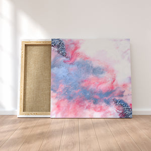 Candyfloss Luxe Canvas