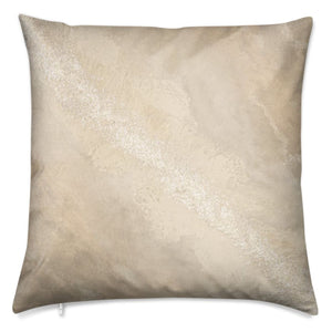 White Chocolate Luxe Cushion