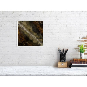 Chocolate Luxe Paper Print-Giclée-Urban Luxe Art