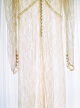 Load image into Gallery viewer, Vintage Dressing Gown- Rental