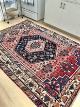 Load image into Gallery viewer, Vintage Antique Rug