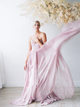 Load image into Gallery viewer, Stella Silk Chiffon Dress - Rental