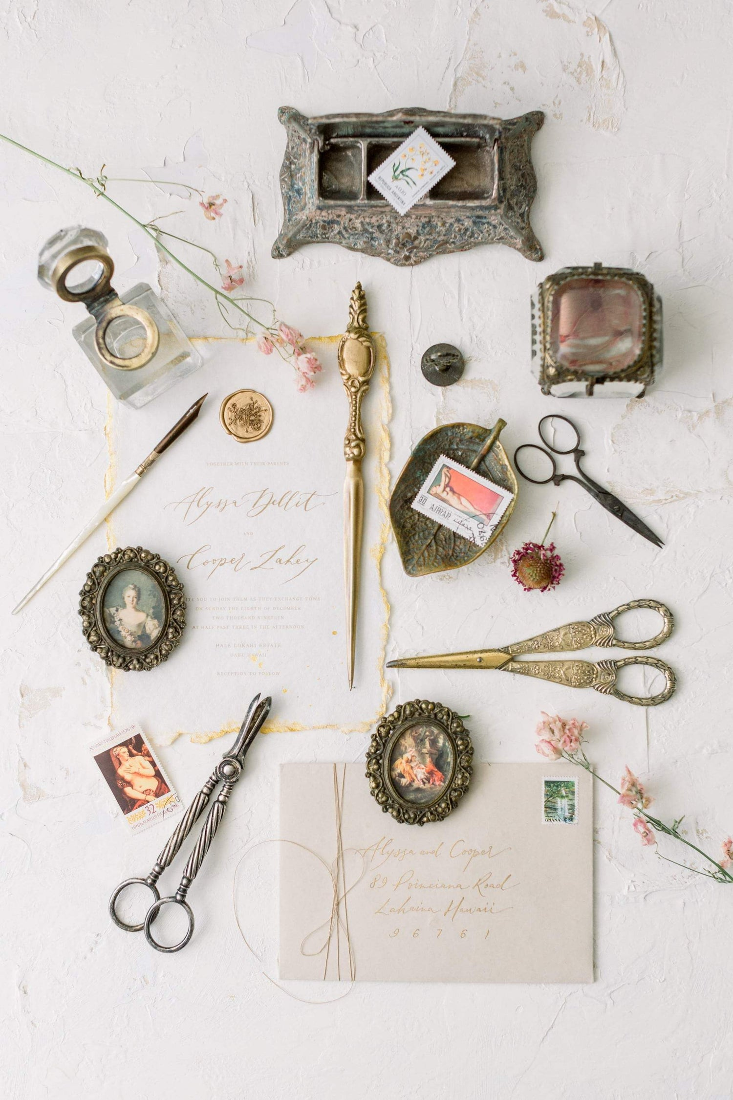 Petite Styling Props