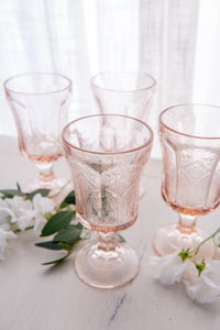 French Antique Glassware - Rental