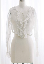 Load image into Gallery viewer, Boudoir Top ~ vintage