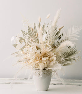 Dried Centerpiece