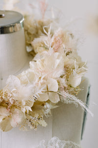 Dried Coastal Crowns | Haku Leis