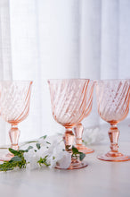 Load image into Gallery viewer, Vintage Pink Glassware