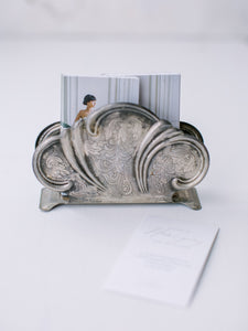Art Deco Card Holder