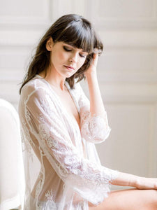 Lace Robe ~ Rental