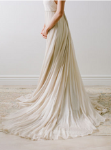 Load image into Gallery viewer, Rachel Silk Chiffon Dress - Rental