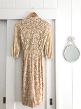 Load image into Gallery viewer, Vintage Crochet Dress