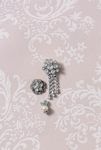 Old Vintage Rhinestone Jewerly