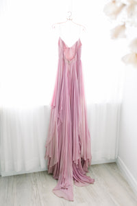 Stella Silk Chiffon Dress - Rental