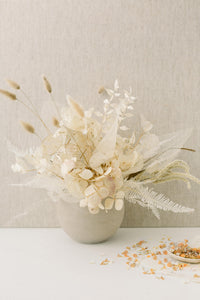 Coastal Dried Centerpiece