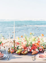 Load image into Gallery viewer, Floral Tablescape