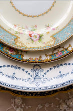 Load image into Gallery viewer, Antique French Plates- Rental