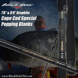 Black Hole Cape Cod Special Graphite 80G