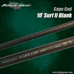Black Hole Cape Cod Surf II Regular 10'