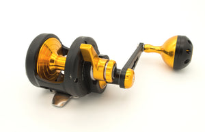 Jigging Master Ocean Devil Twin Drag Black Gold Series