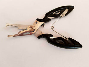 Jigstar Mini Stainless Steel Split Ring Pliers