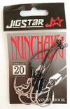 Jigstar Nunchaku Japanese Double Assists 18, 20