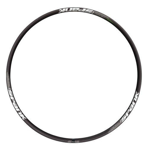 Onyx Vesper Custom Hand Built Mountain Disc Wheelset / Aluminum Spank Industries Rims, 32 Hole