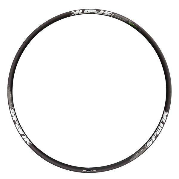 Onyx Classic Custom Hand Built Mountain Disc Wheelset / Aluminum Spank Industries Rims, 32 Hole