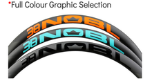 Load image into Gallery viewer, Industry Nine Hydra Custom Hand Built Mountain Disc Wheelset / Carbon Nobl Rims