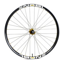 Load image into Gallery viewer, Shimano XTR Custom Hand Built Mountain Disc Wheelset / Carbon Nobl Rims