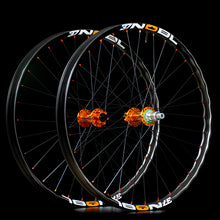 Load image into Gallery viewer, Nobl TR37 Custom Hand Built Mountain Disc Wheelset
