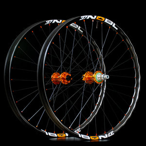 Nobl TR37 Custom Hand Built Mountain Disc Wheelset