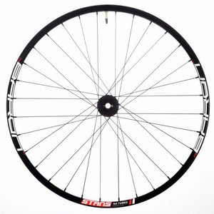 Chris King Centerlock Custom Hand Built Mountain Disc Wheelset / Aluminum Stan's NoTubes Rims