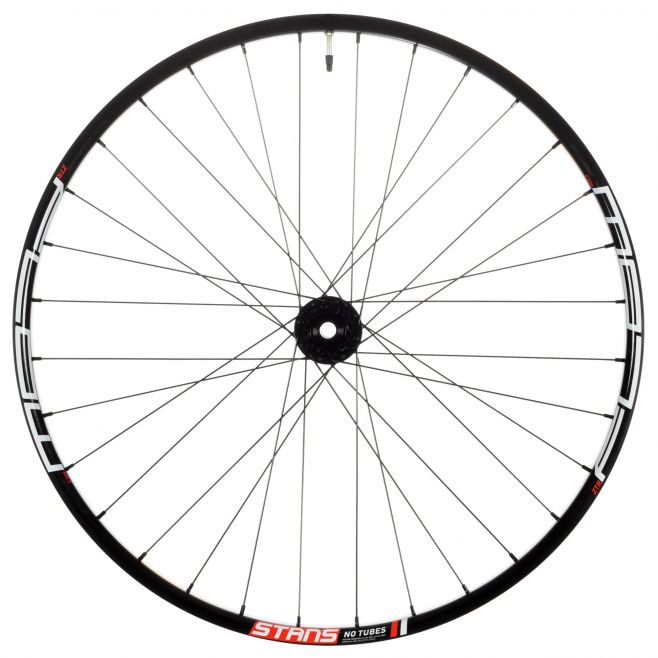 Stan's NoTubes Flow MK3 Custom Hand Built Mountain Disc Wheelset