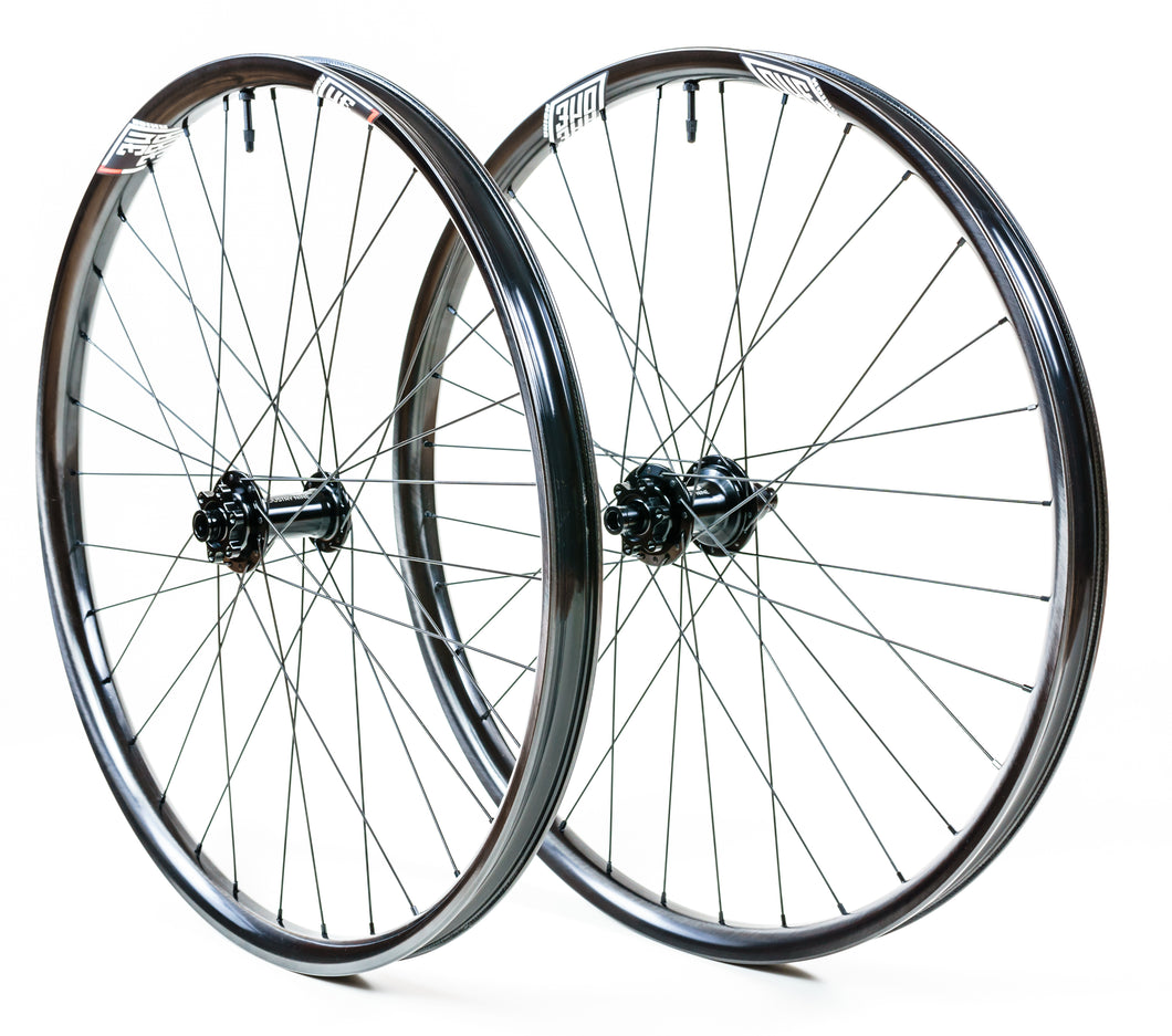 We Are One Union Hand Built Mountain Disc Wheelset