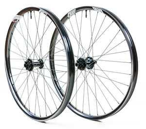We Are One Faction Hand Built Mountain Disc Wheelset