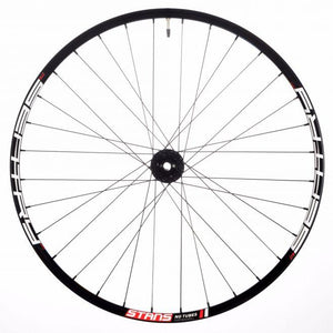 Onyx Classic Custom Hand Built Mountain Disc Wheelset / Aluminum Stan's NoTubes Rims