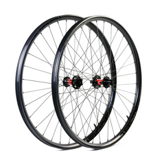 Load image into Gallery viewer, Onyx Vesper Custom Hand Built Mountain Disc Wheelset / Carbon Nobl Rims