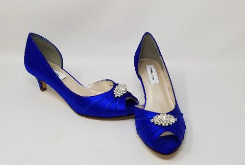 Kitten Heels - Bridesmaids Shoes