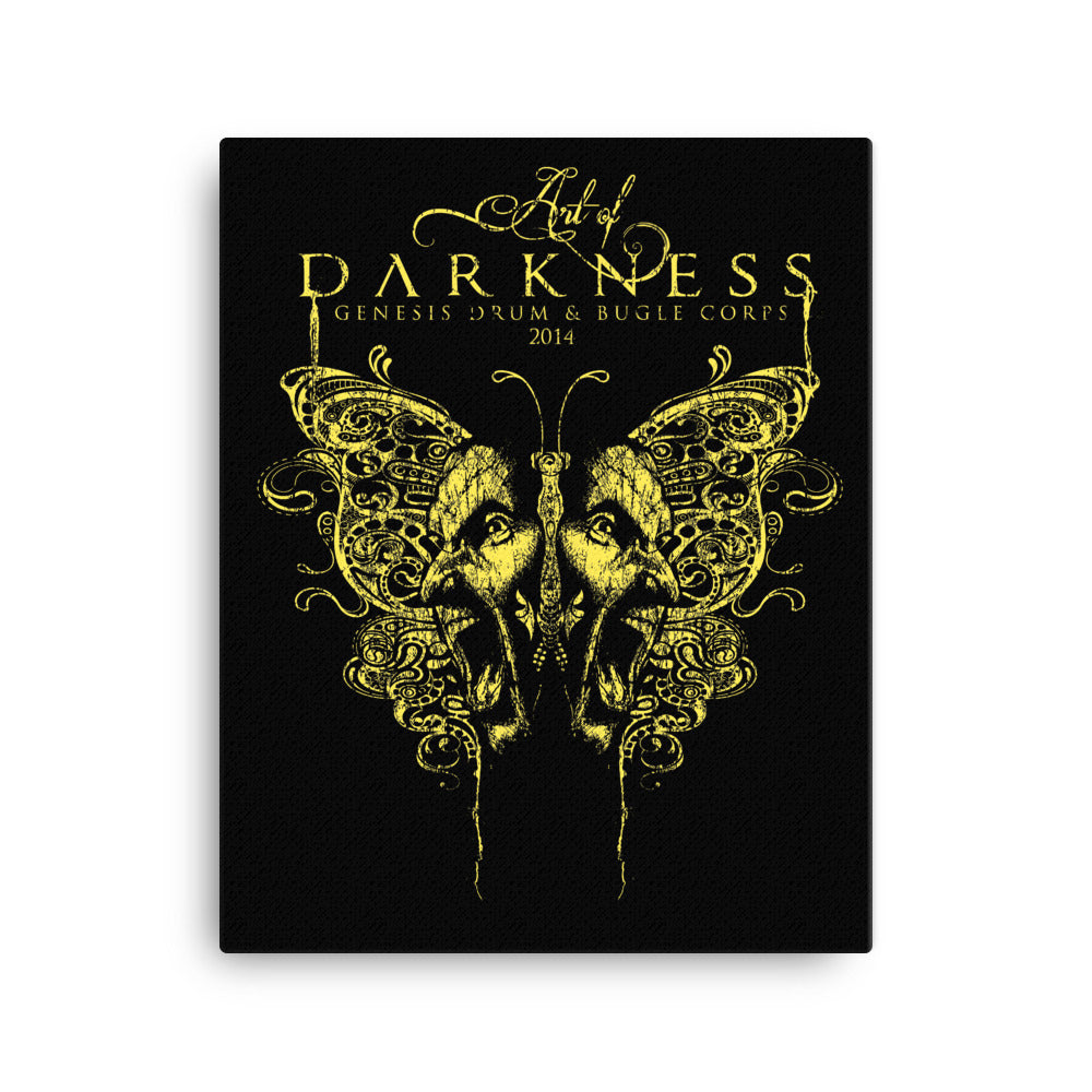 "2014 - ""The Art of Darkness"" Canvas"