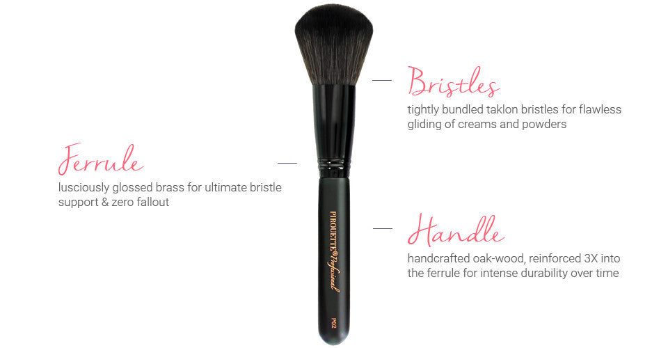 A revolution in vegan brush-making.