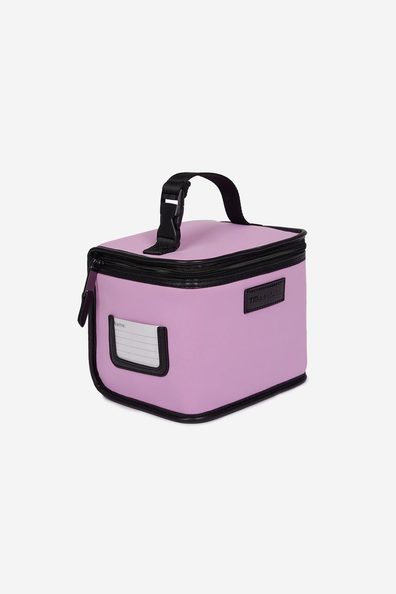 Arlo Lunch Bag / Snack Pack Pink Scuba