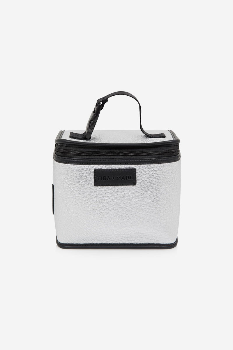 Arlo Lunch Bag / Snack Pack Silver