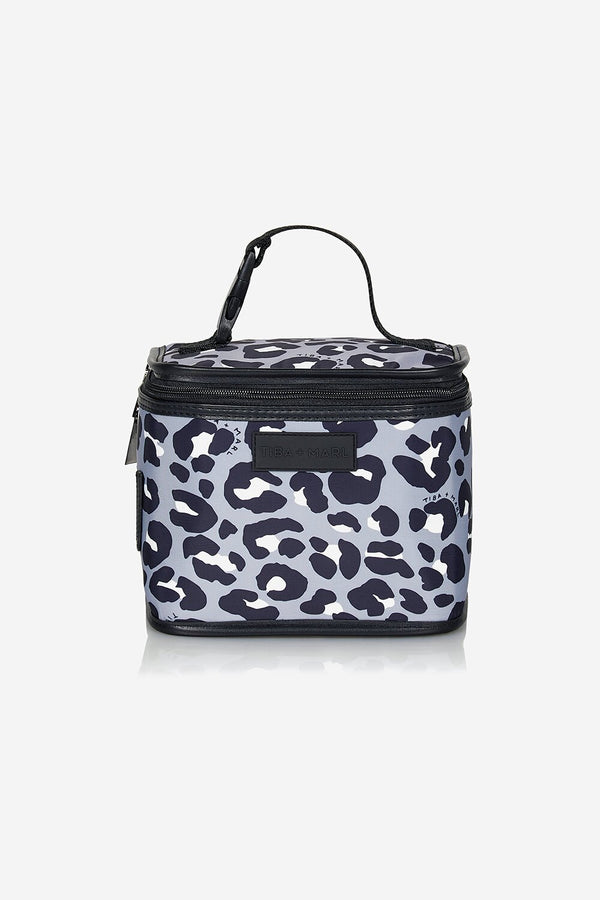 Arlo Lunch Bag / Snack Pack Mono Leopard