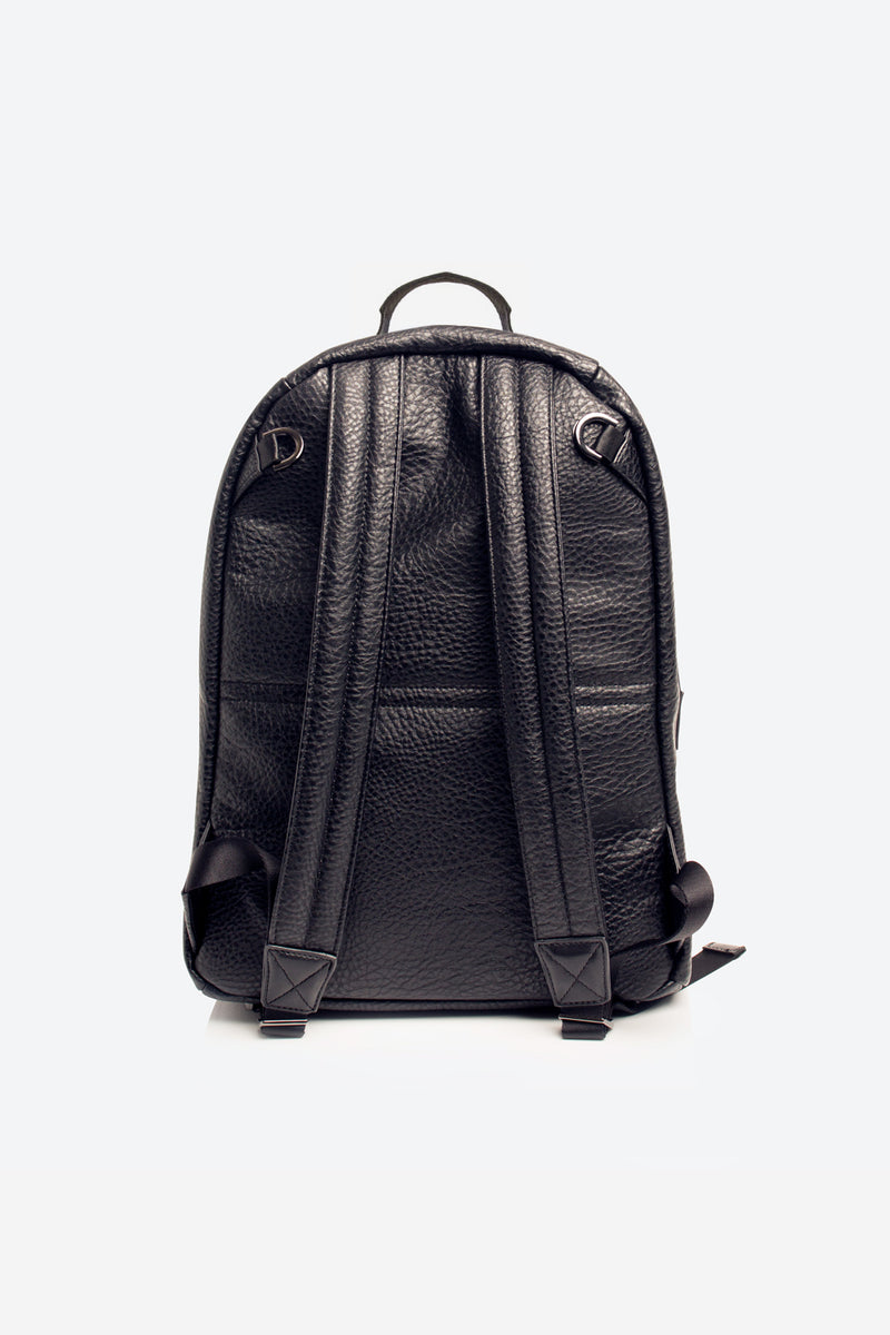 Elwood Changing Backpack Black